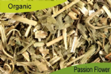 Organic Passion Flower Herb 50gm